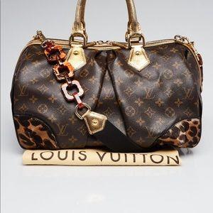 Authentic Louis Vuitton Monogram Leopard Bag
